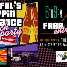 Soilful's Pippin Sauce Launch Party