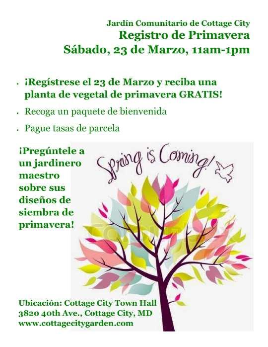 CC Garden March 23 2019 SPANISH (1)