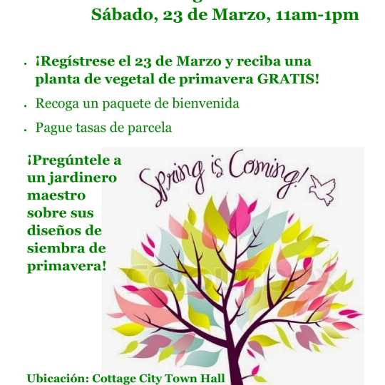 CC Garden March 23 2019 SPANISH (1)