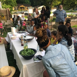 Flashback Fridays – Community Garden Taste and Tour